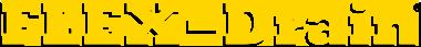 FLEX-Drain Logo